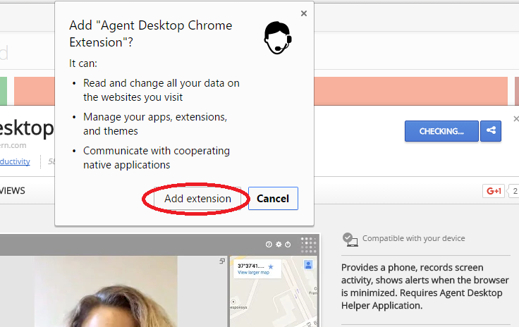 Installing the Extension and Plugin in Chrome – VIPdesk Connect